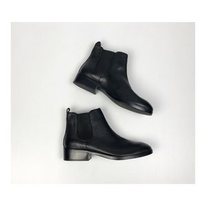 Cole Haan Classic Leather Landsman Ankle Booties